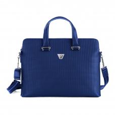 Женский деловой портфель из натуральной кожи Roncato Brave 412021 23