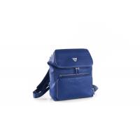 Женский деловой рюкзак из натуральной кожи Roncato Brave 412024/23