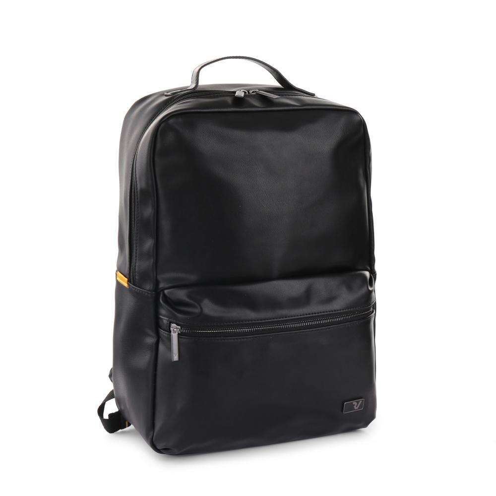 Городской рюкзак из экокожи  Roncato BROOKLYN 412051/01