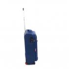 Маленький двухколесный чемодан с расширением, ручная кладь для Ryanair Roncato Crosslite 414853/03