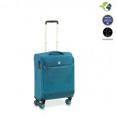 Маленький чемодан с расширением, ручная кладь для Ryanair Roncato Crosslite 414873/88