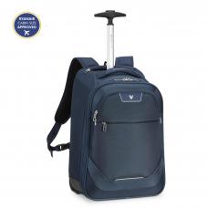 Маленький рюкзак на колесах-ручная кладь для Ryanair Roncato Joy 416217/23