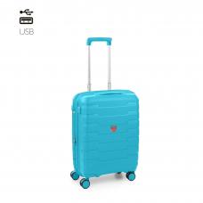 Маленький чемодан, ручная кладь с расширением Roncato Skyline 418153/18