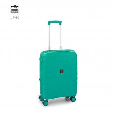 Маленький чемодан, ручная кладь с расширением Roncato Skyline 418153/67