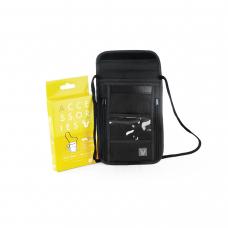 Дорожный кошелек-сумка с RFID защитой Roncato Accessories 419040/01