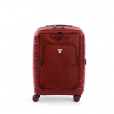 Маленький чемодан Roncato с съемным рюкзаком для ноутбука D-Box 5553/0109