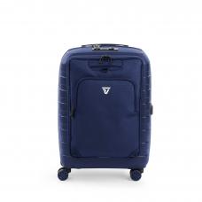 Маленький чемодан Roncato с съемным рюкзаком для ноутбука D-Box 5553/0183