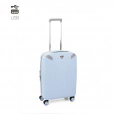 Маленький чемодан, ручная кладь с USB Roncato YPSILON 5773/1818